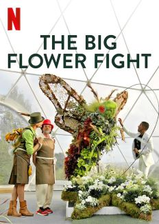 big flower fight small poster 1