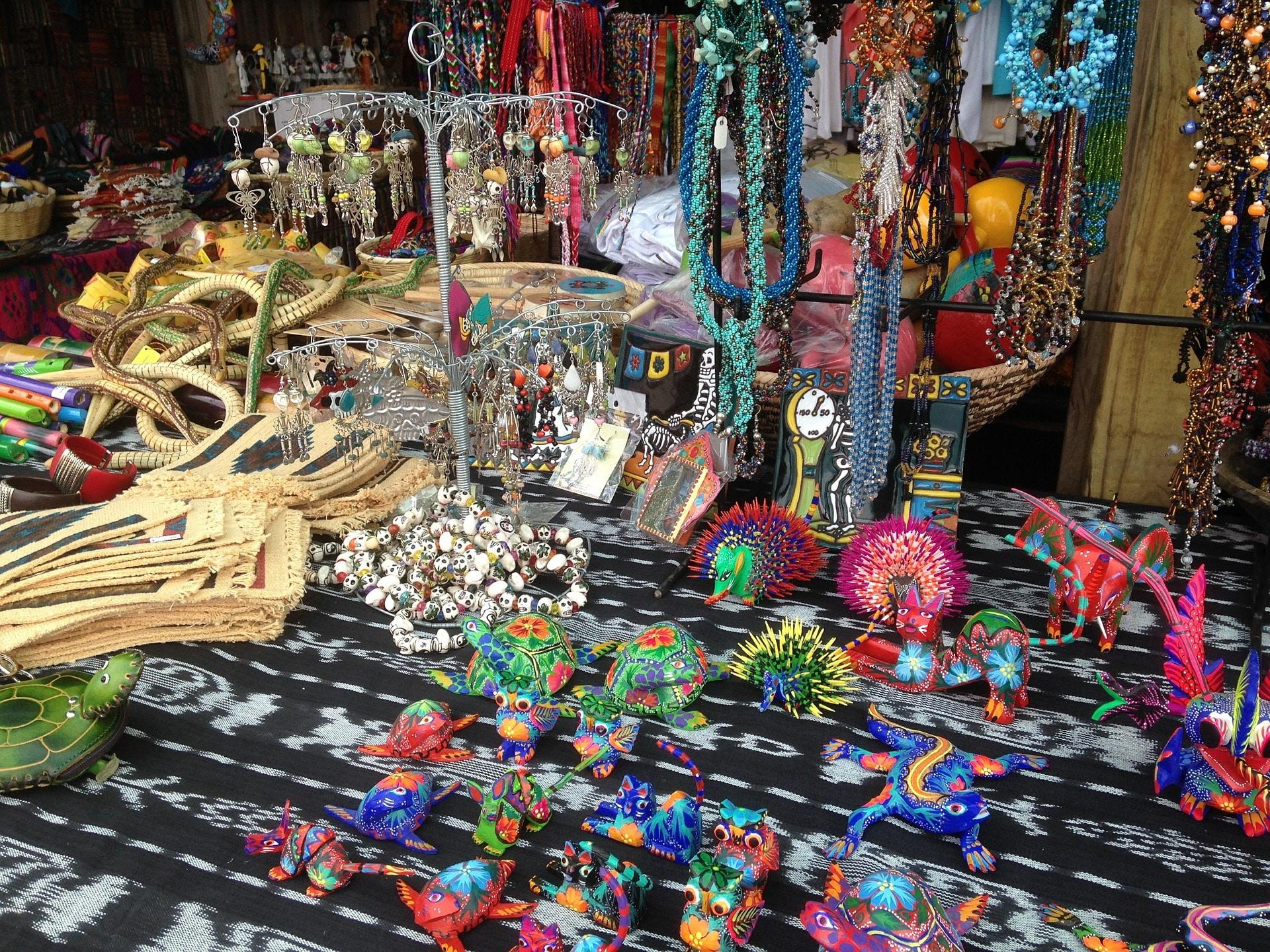 jewelry market pixabay