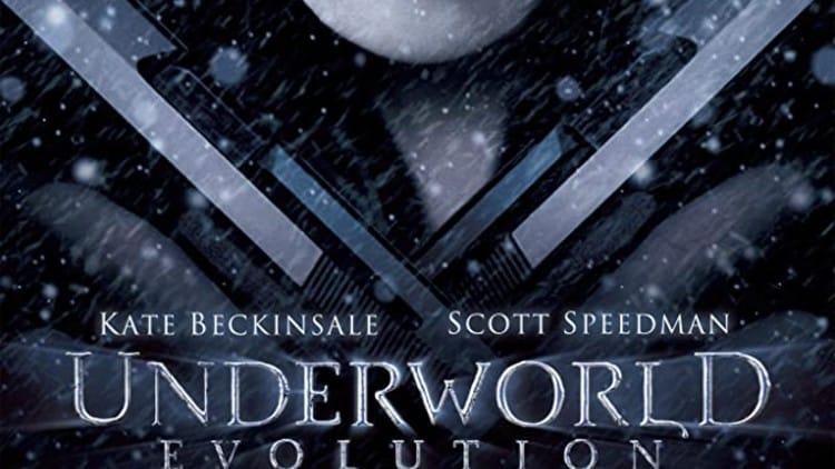 underworld evolution poster