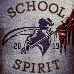 Into the Dark 11: School Spirit