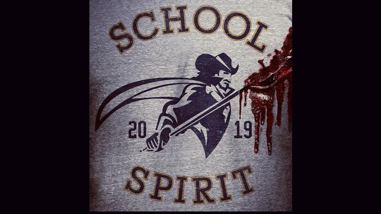 school spirit poster