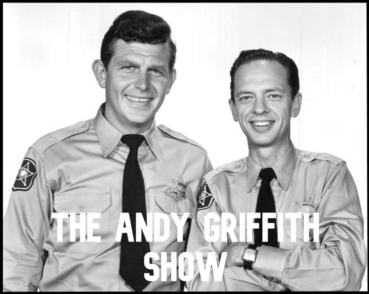 andy griffith top 10