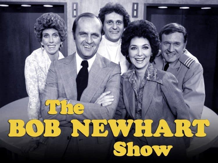 bob newhart show top 10