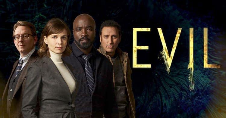 evil season 1 poster