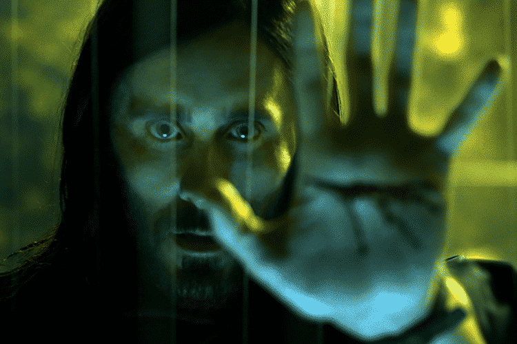Morbius (Jared Leto) tops our vampire superheroes list