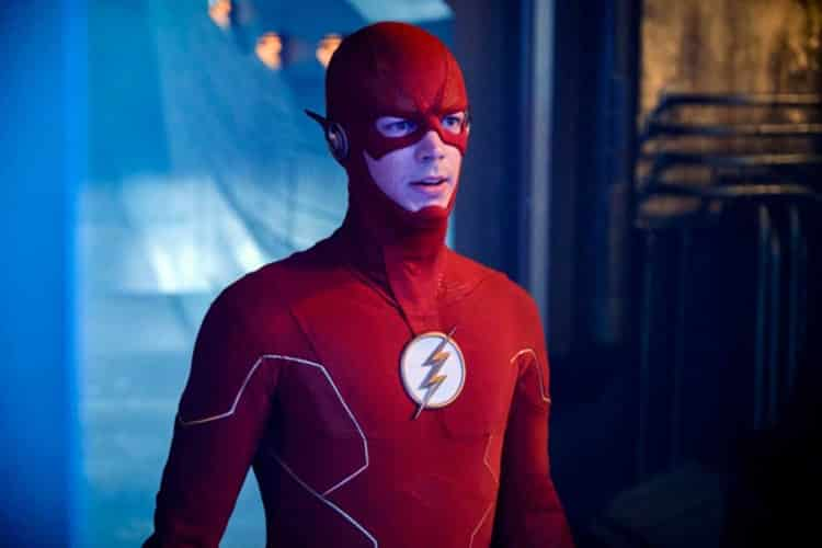 The Flash (Grant Gustin) in The Flash Season 6