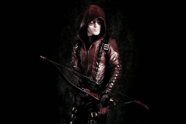 Colton Hayes as Speedy on The CW's Arrow