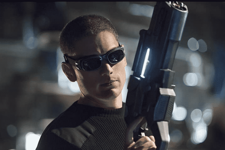 Captain Cold (Wentworth Miller) in The Flash