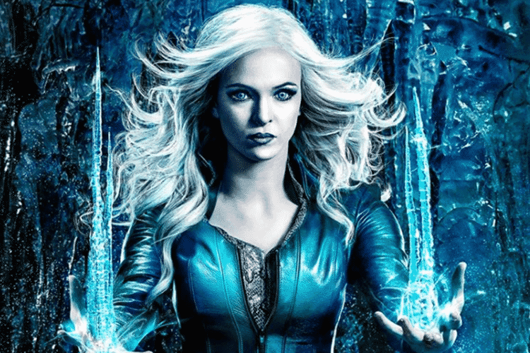 Killer Frost (Danielle Panabaker) in The Flash