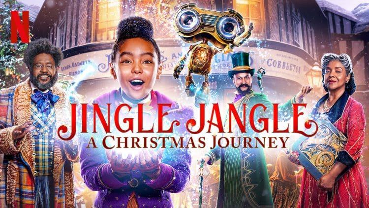 jingle jangle poster