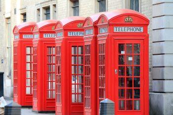 phone booths pixabay
