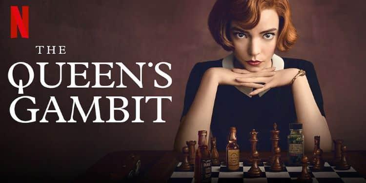 queen's gambit poster