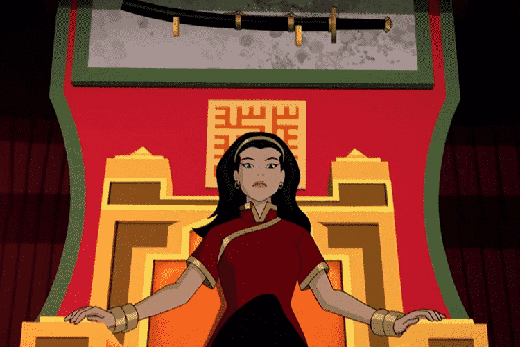 Lady Shiva in Batman: Soul of the Dragon
