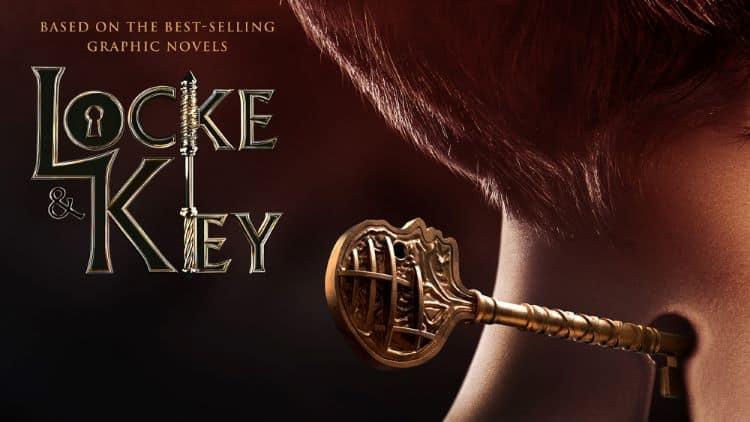 locke and key poster