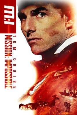 mission impossible small poster
