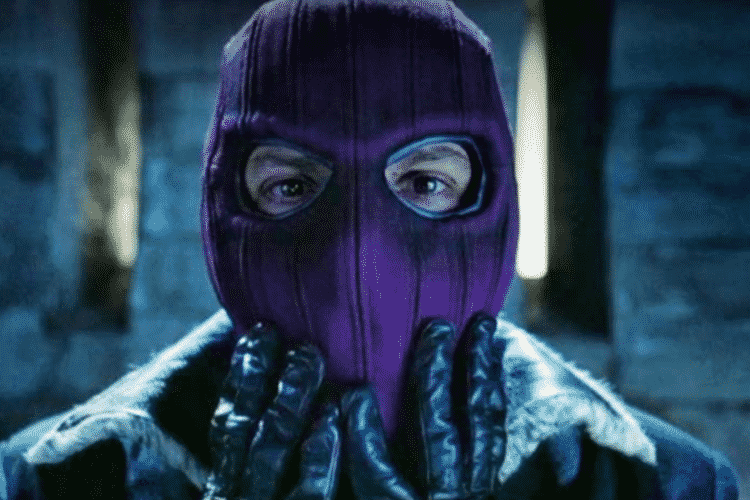 Baron Zemo (Daniel Bruhl) in The Falcoln and The Winter Soldier