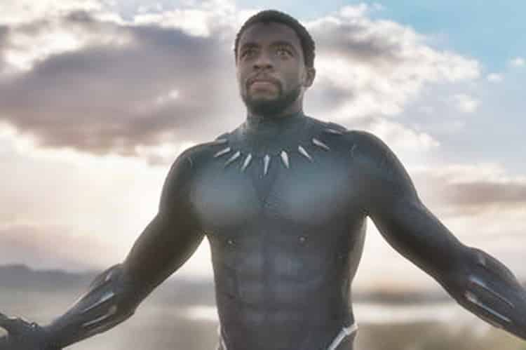 Black Panther secrets? Chadwick Boseman as Black Panether in 2018.