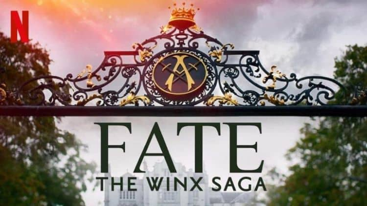 fate the winx saga season 1 poster