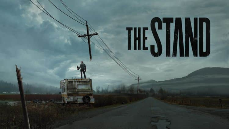 the stand 2021 poster