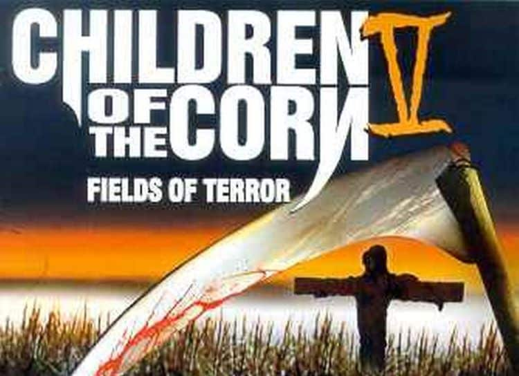 Children of the Corn V Fields of Terror poster
