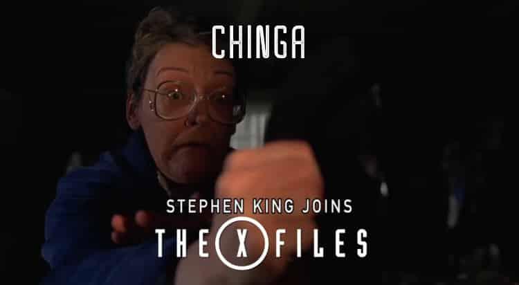 chinga poster