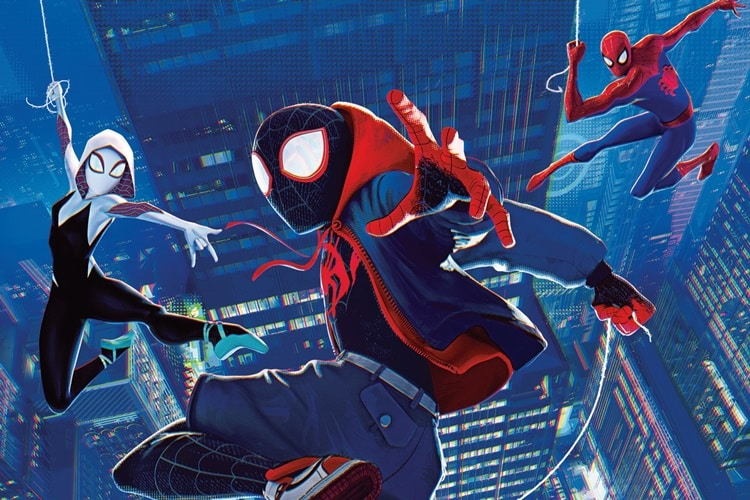 Spider-Man: Into the Spider-Verse tops our superhero soundtrack list
