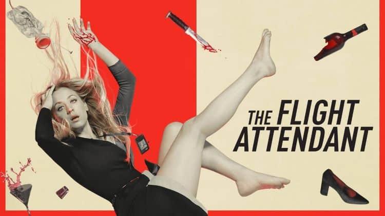 the flight attendant season 1 poster