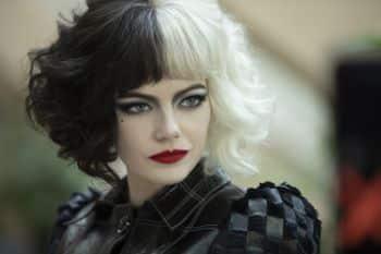 Emma Stone as Cruella, image courtesy of Disney