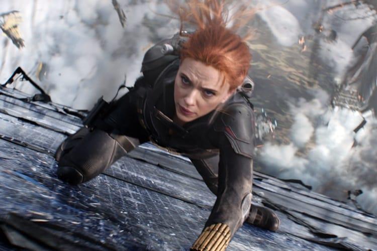 Black Widow is one of our top 5 superhero spies