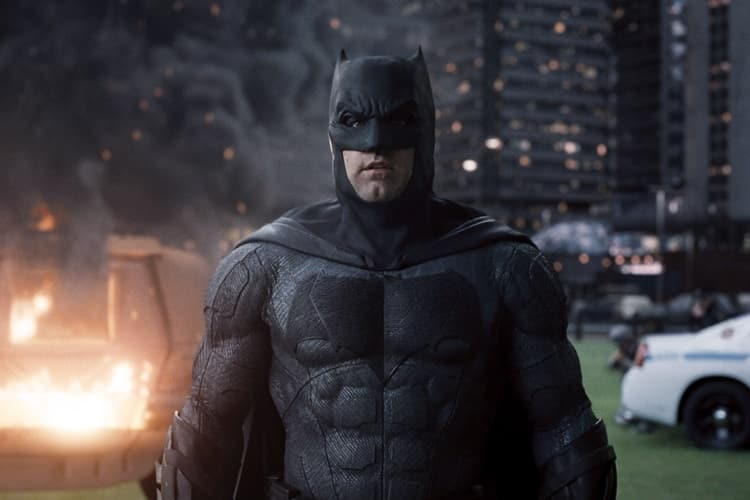 Batman (Ben Affleck) made our list of ninja superheroes