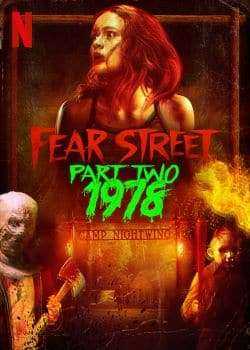 Fear Street part two 1978 poster