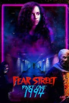 fear street part one poster