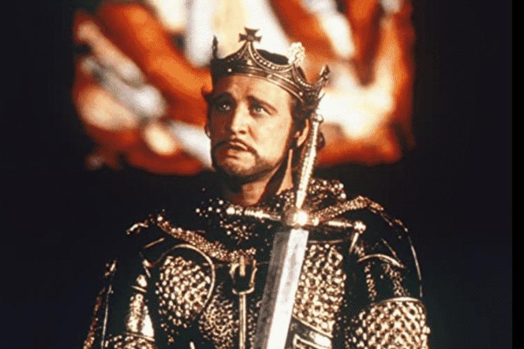 King Arthur (Richard Harris in Camelot) made our list of mythological superheroes
