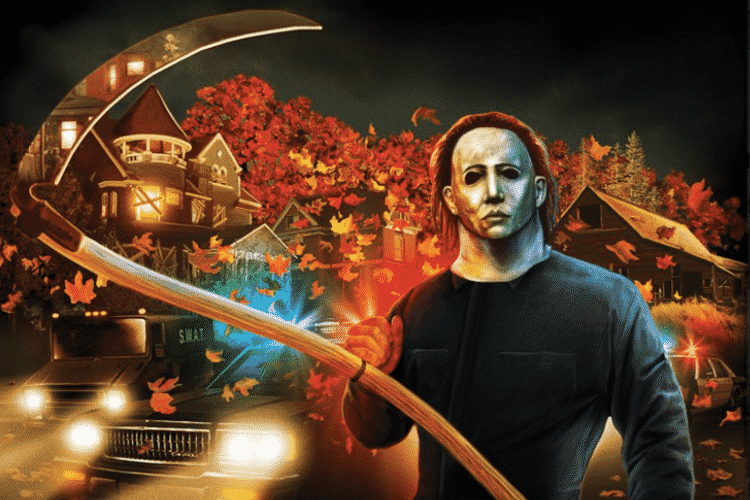 Michael Myers from Halloween made our top 5 slashers list